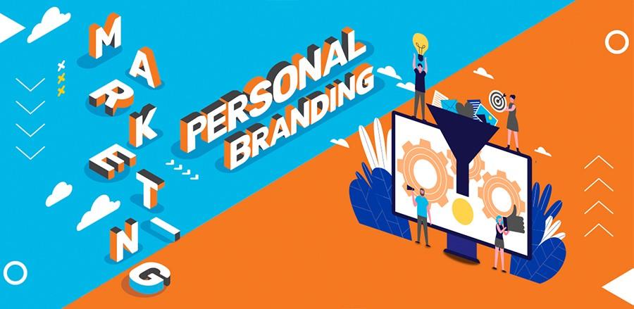 العلامة التجارية الشخصية