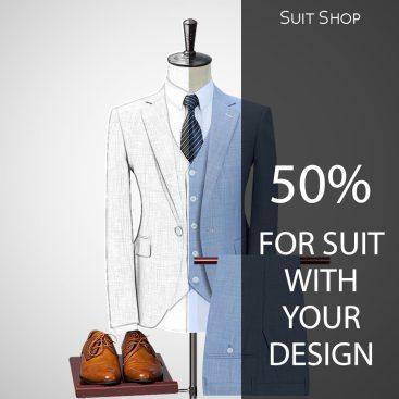 يساعد تصميم السوشيال ميديا فى ملابس التعرف على جمع المعلومات والخدمات المقدمة من الشركة لتسهيل التعرف عليها والوصول إليها.