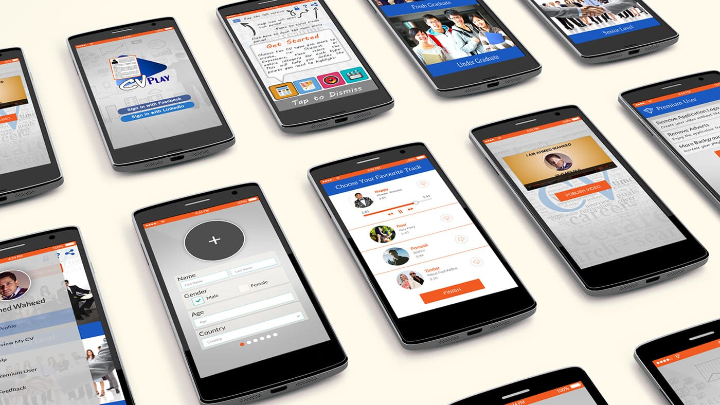 Digital marketing of mobile applications helps to know its services from all over the country