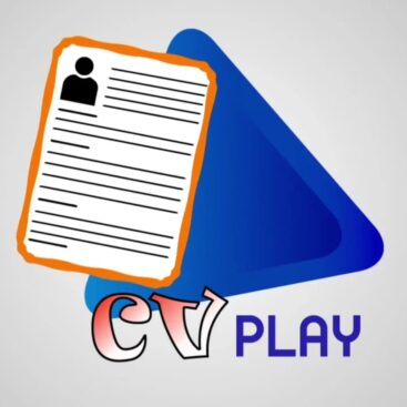 Motion video for CV Play Inc. Designed by Outflow Designs
