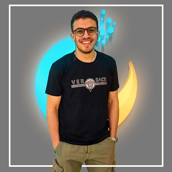 Ahmed from Team